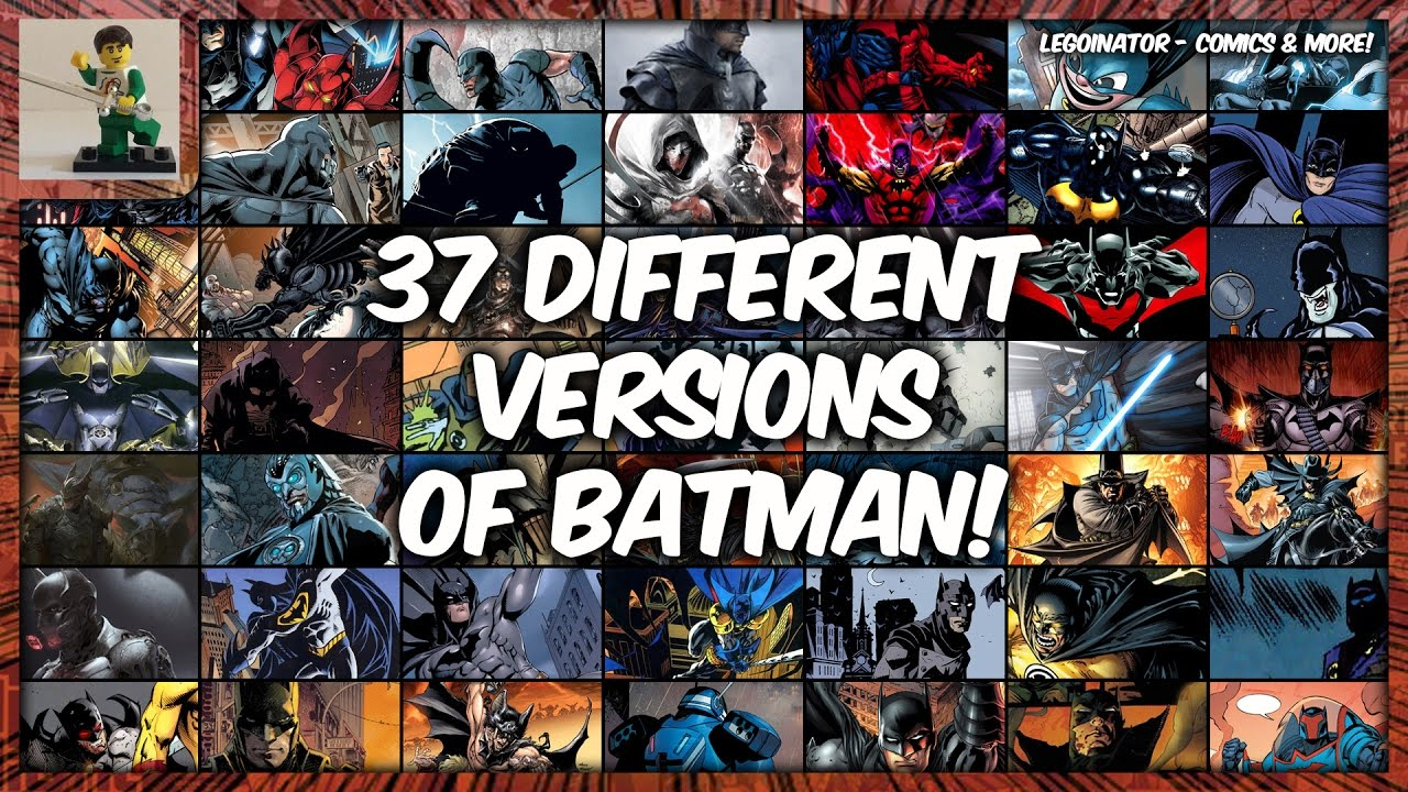 comparing different versions of batman film studies essay Improve your students' reading comprehension with readworks access thousands of high-quality, free k-12 articles, and create online assignments with them for your students.
