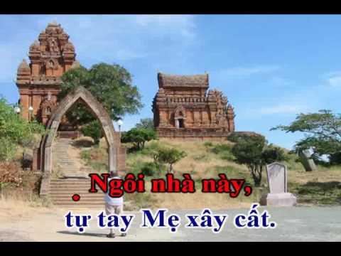 Karaoke Ba Nén Hương Trầm Cho Mẹ - TQT