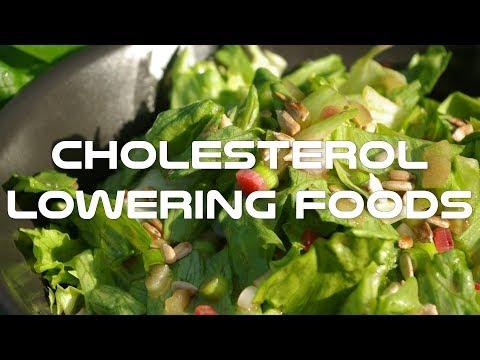 Cholesterol Lowering Foods Documentary