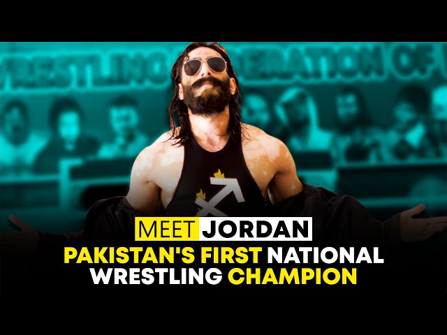 Pakistan's First National Wrestling Champion