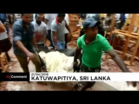 قتلى وجرحى بالمئات إثر تفجيرات طالت كنائس وفنادق في سريلانكا…  - نشر قبل 2 ساعة