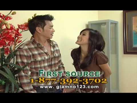 Quang Minh & Hong Dao dong hai kich TET (part 1/2) ::www.GiamNo123.com