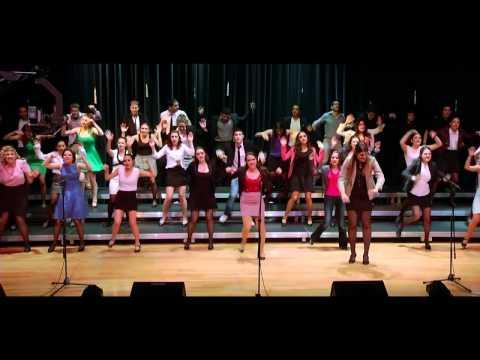 Ladies and Gentlemen Koc University - 9 to 5 the musical