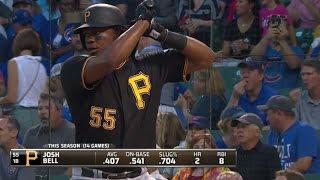 Бейсбол. MLB. Чикаго Кабс - Питтсбург Пайрэтс (30.08.2016) [RU]
