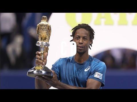 Gael Monfils - Qatar Open 2018 Champion - Best Points [HD]