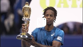 Gael Monfils - Qatar Open 2018 Champion - Best Points [HD]