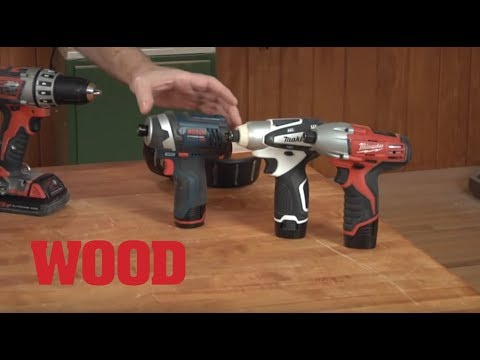 Impact Drivers How They Work And Why You Need One Wood Magazine