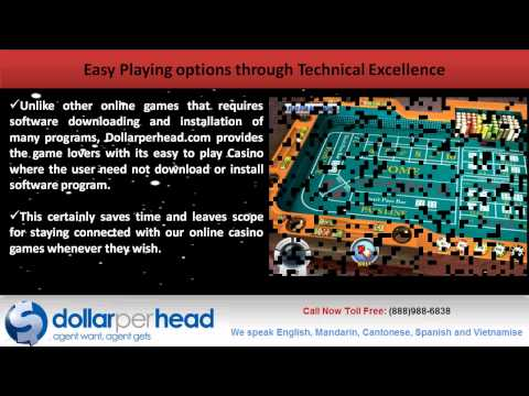 Online Casino Games With 24/7 Support At Www.dollarperhead.com
