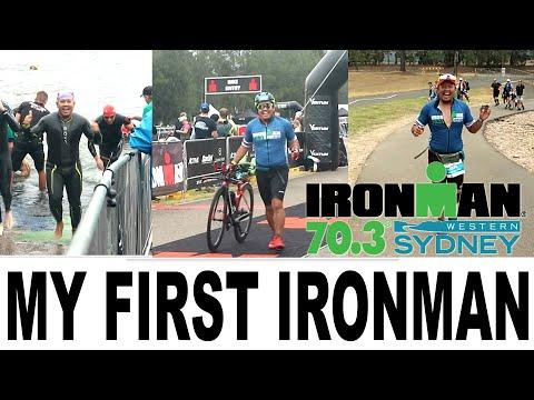 IRONMAN 70.3 Western Sydney 2019 | My Virgin Ironman