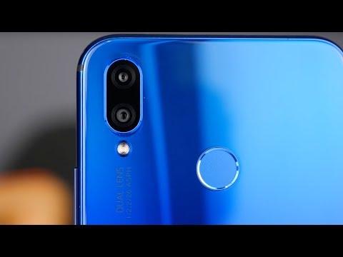 """Huawei P Smart + 2018 — самый красивый """"середняк"""""""