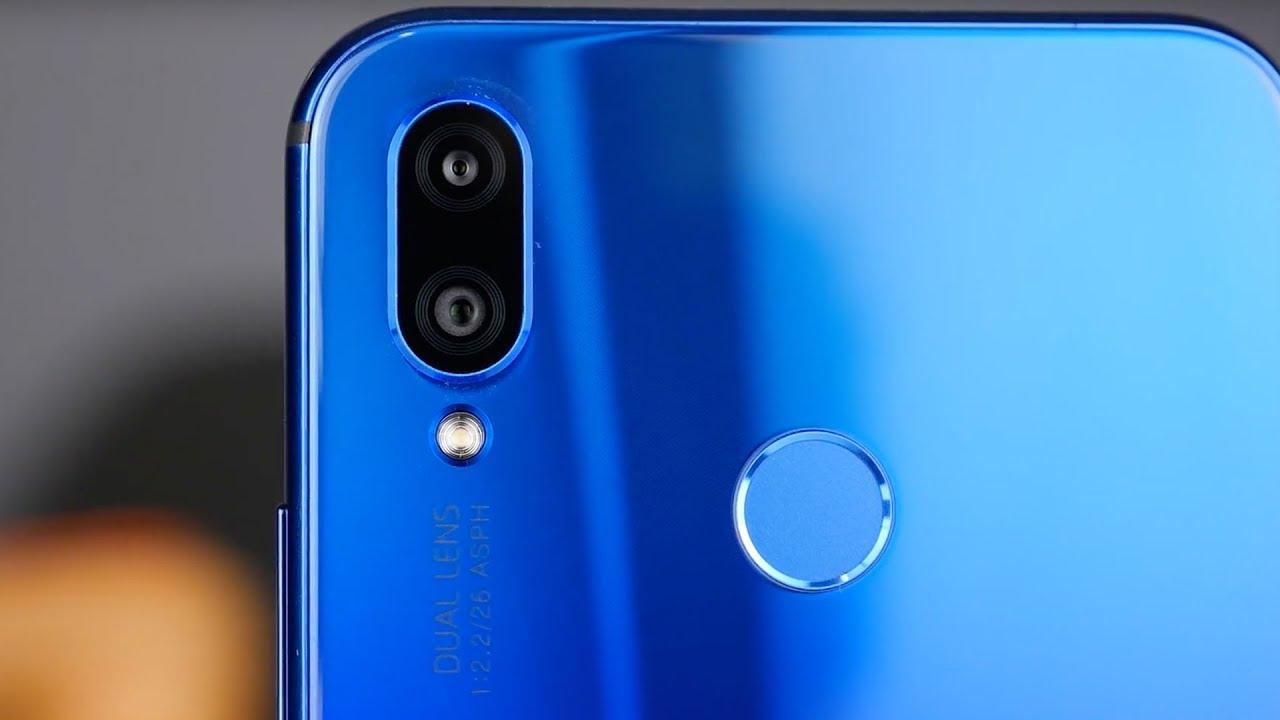 Huawei P Smart + 2018 — самый красивый