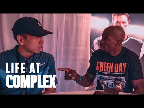 OCHOCINCO CHAD JOHNSON SHARES HIS GEMS! (Part 2) | #LIFEATCOMPLEX