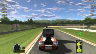 Truck Racing by Renault Trucks -Gameplay - PC [HD] [1/4]