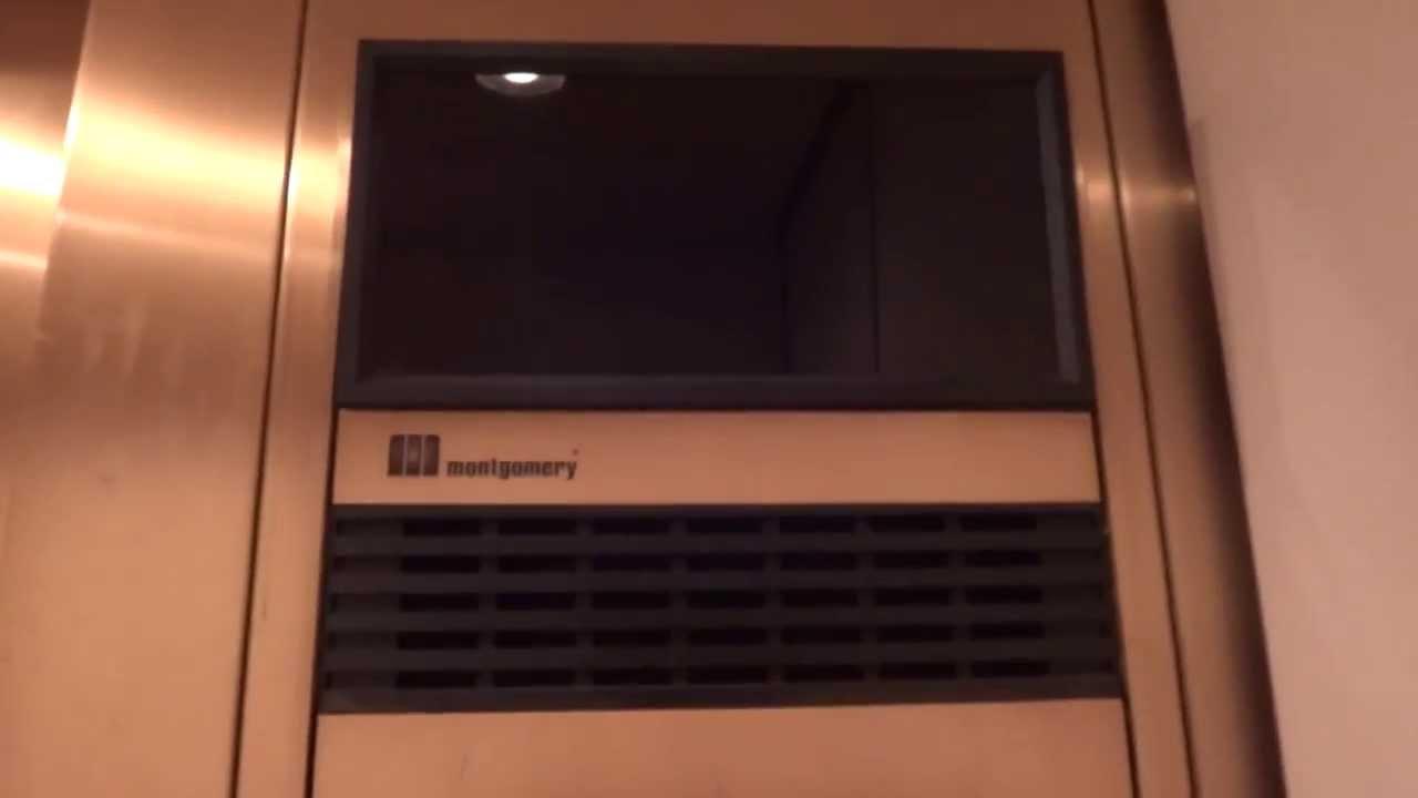 Montgomery Vector Hydraulic Elevator Saks Fifth Avenue Gardens