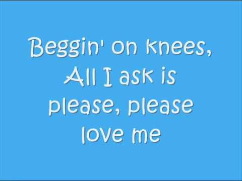 Elvis Presley - Love Me (With Lyrics)