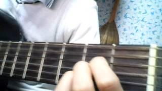 Khúc hát chim trời guitar