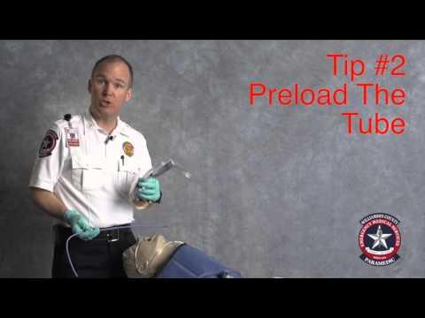 Safer VL intubation: Preload the endotracheal tube