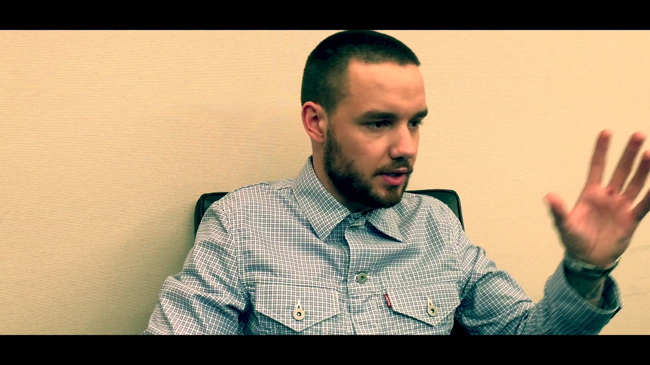 Liam Payne − Interview for iFLYER