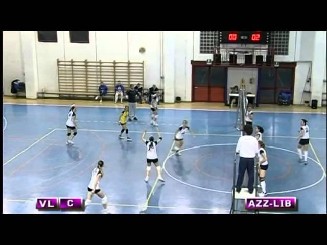 Azzurra Terni vs Libertas PG - 3° Set