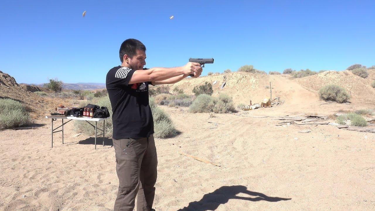 Glock 20 Gen 3 SF 10mm