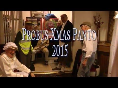 Probus (Kingswood) Xmas Panto 2015