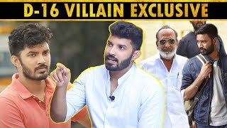 Director Mahendran wished to direct Dhanush ...! | Actor Santhosh Krishna Interview