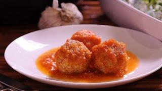Quinoa Meatless Balls - Vegetarian Recipes