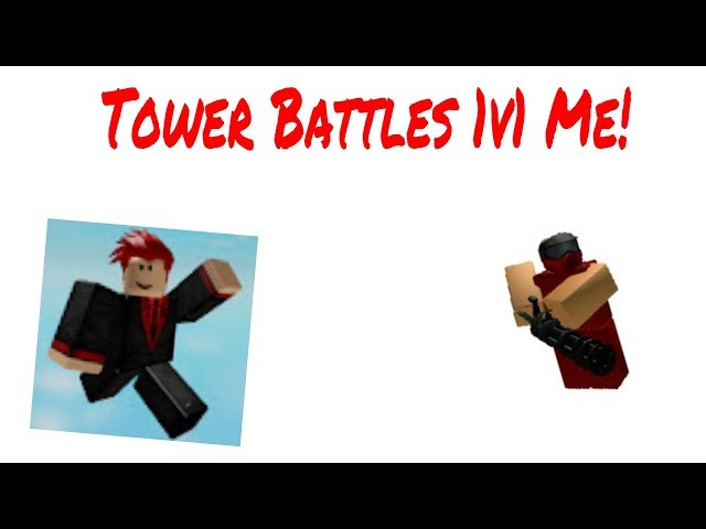 Roblox | Tower Battles Livestream! | Come Join & 1v1 Me!