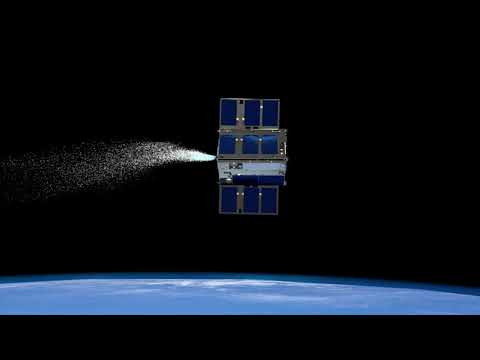 NASA Just Successfully Tested Orbiting Spacecraft Propelled by Water