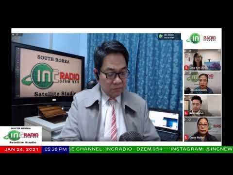 INC RADIO SOUTH KOREA - January 24, 2021
