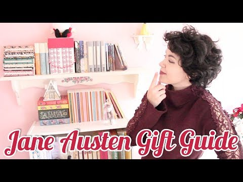 JANE AUSTEN Gift Guide | What to Buy an Austen Fan