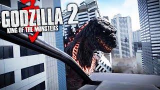 *NEW* Godzilla 2019 King of Monsters VR Game! Shin Godzilla!