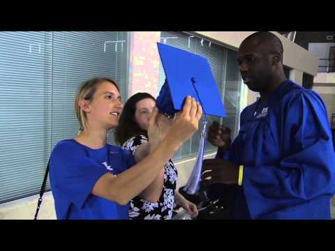 Former UK Basketball Player Jodie Meeks Anticipates Commencement
