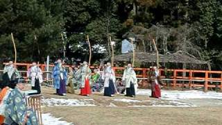 モモの京都祭事日記1/16 http://blog.goo.ne.jp/claire29/e/6860dff...