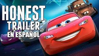 Cars y Cars 2 - Honest Trailers en Español