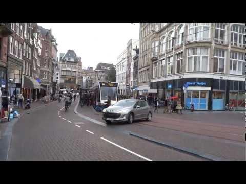 Walk in Amsterdam
