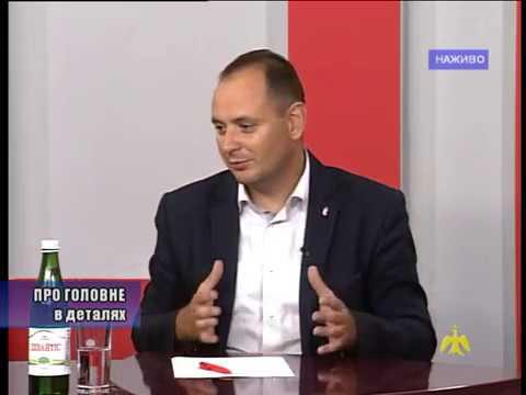 """Про головне в деталях. Р. Марцінків. Про новий футбольний сезон """"Прикарпаття"""""""
