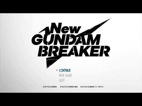 New Gundam Breaker : scenario 1 let play by prosin.  