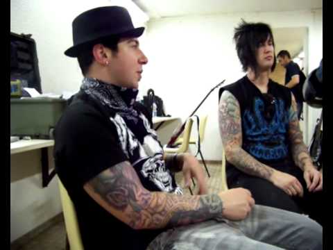 Avenged Sevenfold interview by Avenged Sevenfold France STAFF