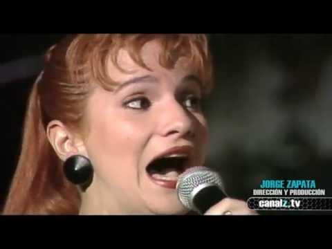 Pimpinela 1993 presentando el disco Hay amores que matan