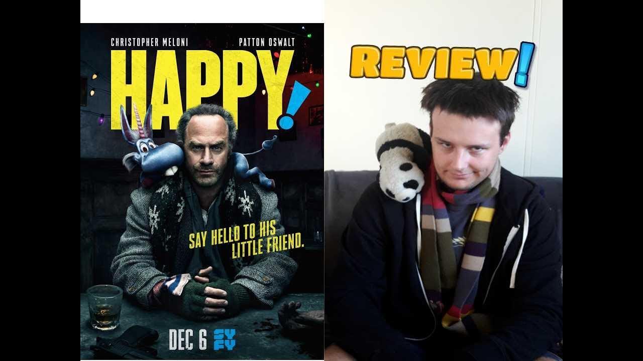 Download 'Happy!' Season 1 Review (TV Series)