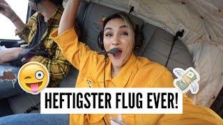 HEFTIGSTER FLUG EVER! | 05.04.2018 | ✫ANKAT✫