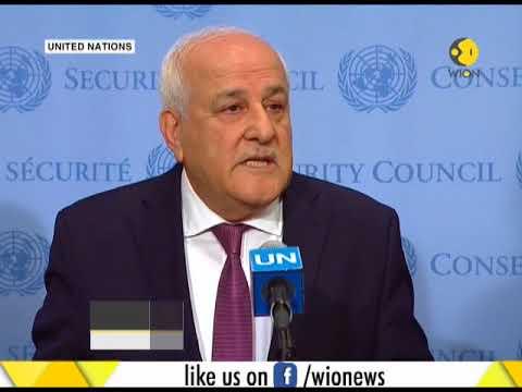 Palestine observer slams Israel for killings at Gaza border