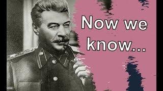 2017 KGB FILES DECLASSIFIED: Did Churchill kill Stalin?