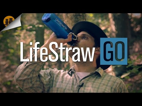 LifeStraw Go | Water Filter & Water Bottle | Field Review