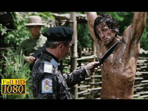 "Rambo First Blood 2 (1985) - ""Clean him Up"" Scene (1080p) FULL HD thumbnail"