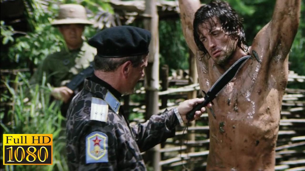 Rambo First Blood 2 (1985) -