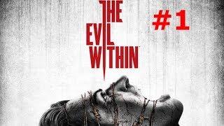 The Evil Within Cap.1-Se detective decian,no pasará nada decian