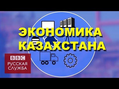 Как экономика Казахстана