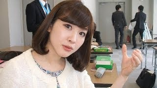 8代目○○パンはミカパン(三上真奈アナ)
